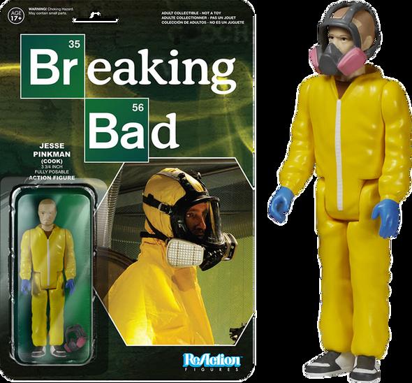 Breaking Bad - Jesse Pinkman (Cook) ReAction Figure