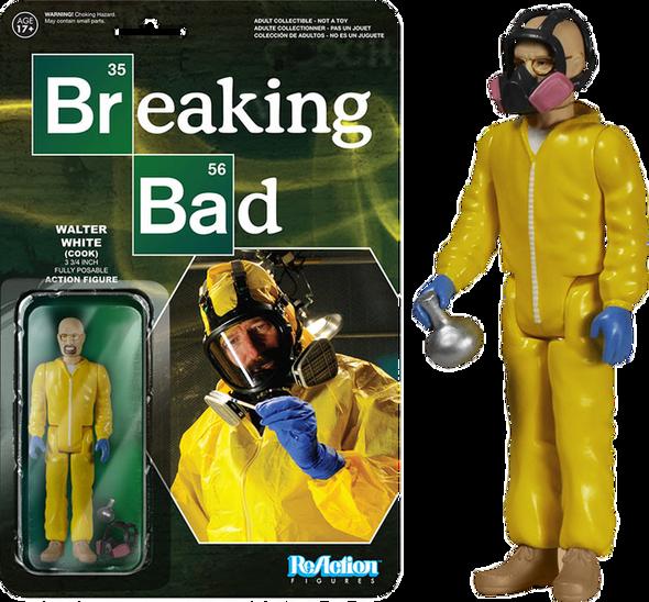 Breaking Bad - Walter White (Cook) ReAction Figure