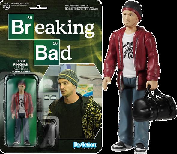 Breaking Bad - Jesse Pinkman ReAction Figure