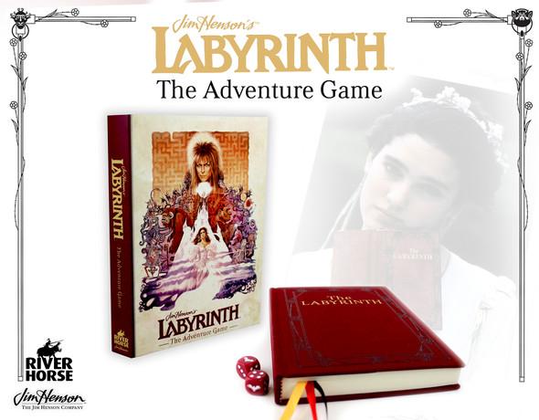Jim Hensons Labyrinth The Adventure Game
