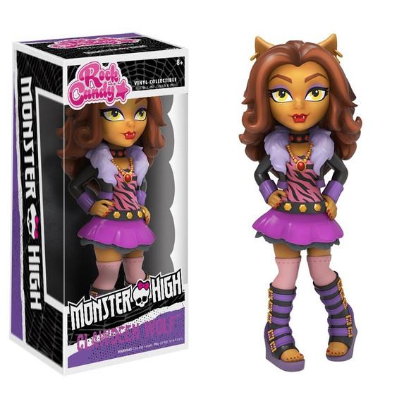 Monster High - Clawdeen Wolf Rock Candy