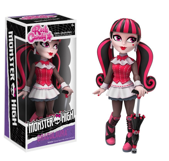 Monster High - Draculaura Rock Candy