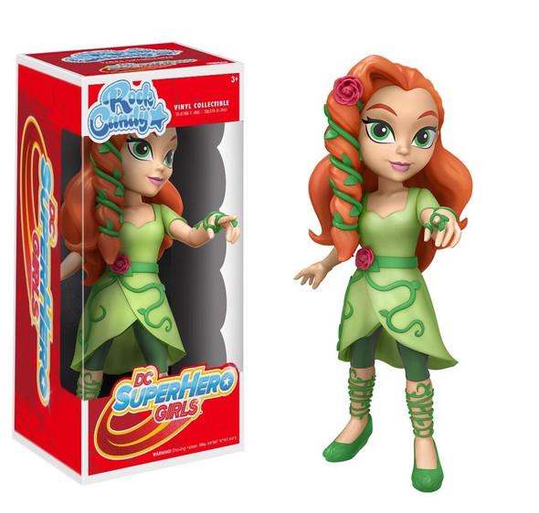 Super Hero Girls - Poison Ivy Rock Candy