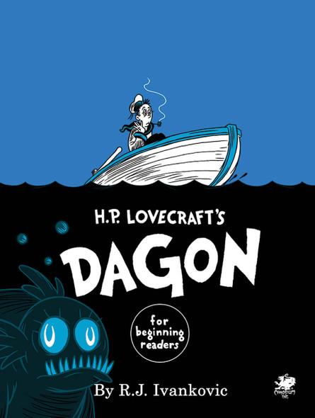 HP Lovecraft's Dagon For Beginning Readers
