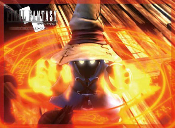 Final Fantasy TCG Sleeve FFIX Vivi (60)