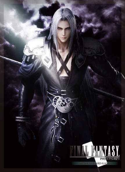 Final Fantasy TCG Sleeve FF Dissidia Sephiroth (60)