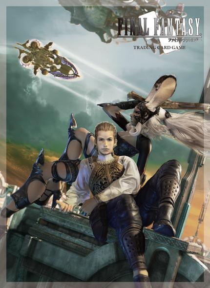 Final Fantasy TCG Sleeve FFXII Fran Balthier (60)