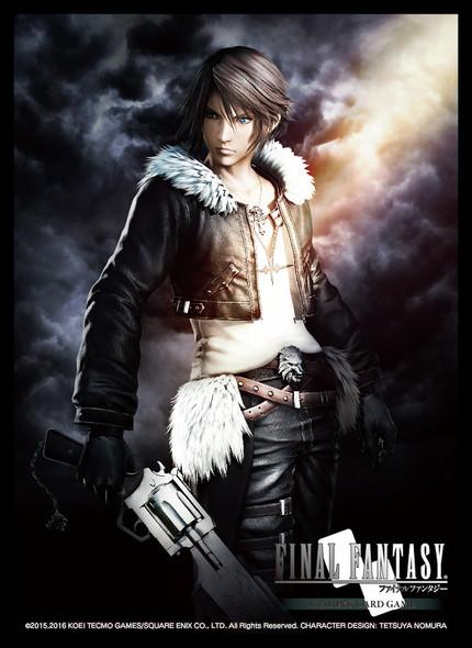 Final Fantasy TCG Sleeve DDFF AC Squall (60)