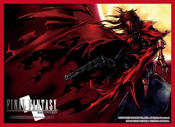 Final Fantasy TCG Sleeve FF7DC Vincent (60)