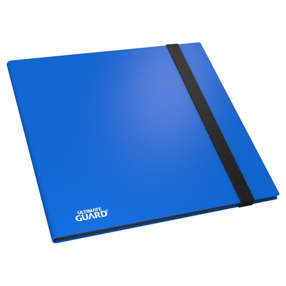 Ultimate Guard 12-Pocket QuadRow FlexXfolio Folder (ON DEMAND) - Blue