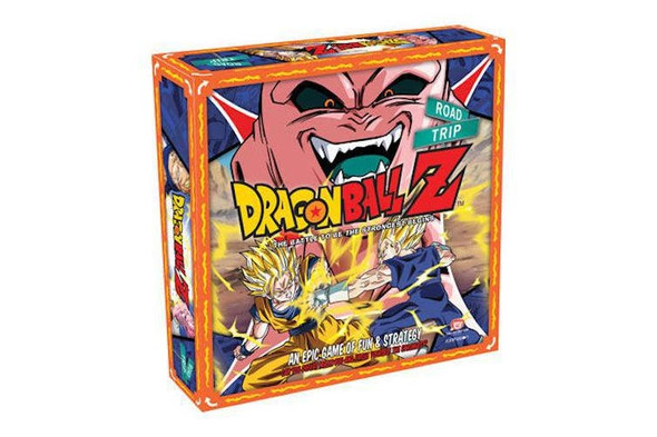 Road Trip Dragonball Z Board Game (ON DEMAND)