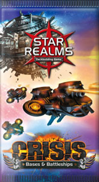 Star Realms - Crisis Expansion x4 Packs