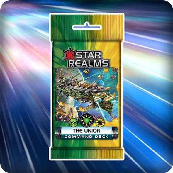 Star Realms - Command Deck - The Union
