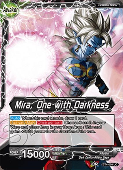 BT4-099 Mira / Mira, One with Darkness