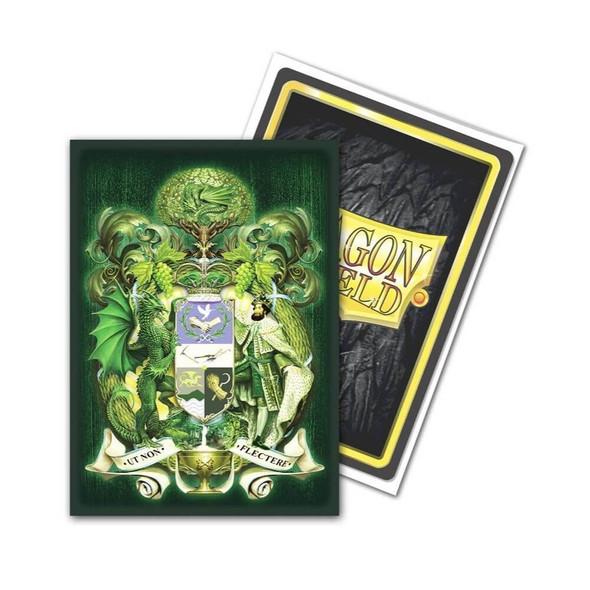 Sleeves - Dragon Shield - Box 100 -  Classic Art - King Mothar Vangard
