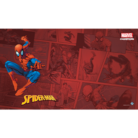 Marvel Champions LCG Game Mat - Spider-Man