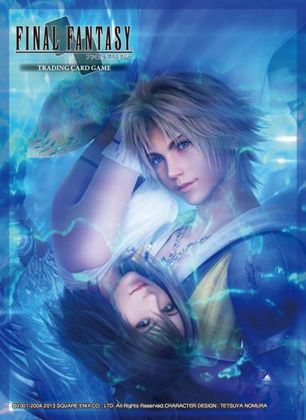 Final Fantasy TCG Sleeve FFX HD Remaster Tidus/Yuna (60)