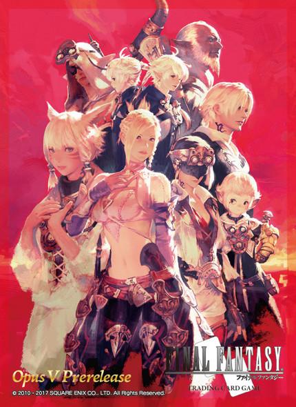 Final Fantasy TCG Sleeve Opus V Pre-Release Sleeves