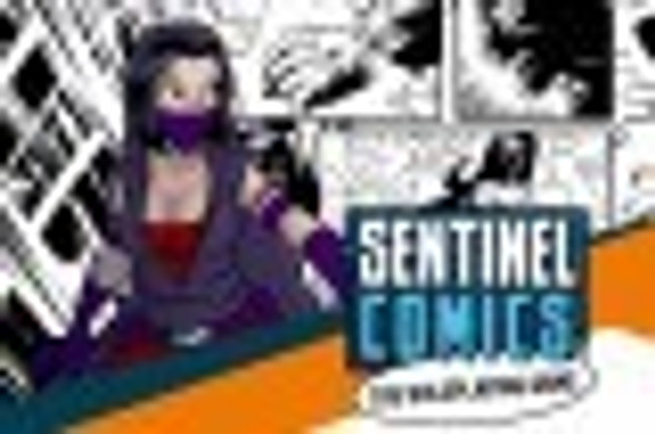 Sentinel Comics: RPG Starter Kit