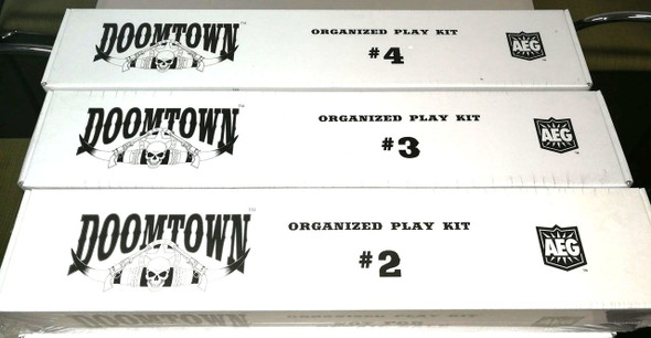 Doomtown Reloaded OP Kit 3