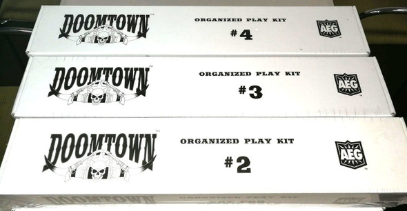 Doomtown Reloaded OP Kit 2