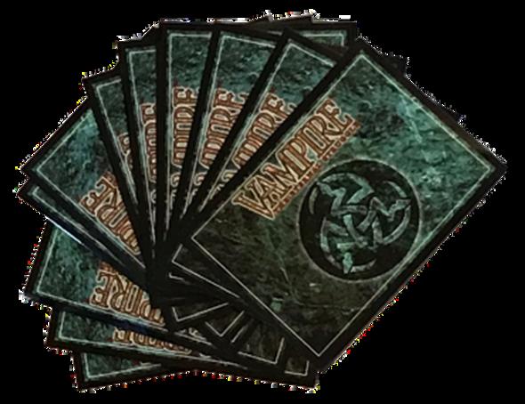 Ultra Pro Vampire: The Eternal Struggle (V:TES) Library sleeves (50 per pack)
