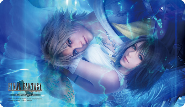 Final Fantasy TCG Playmat - Tidus/Yuna