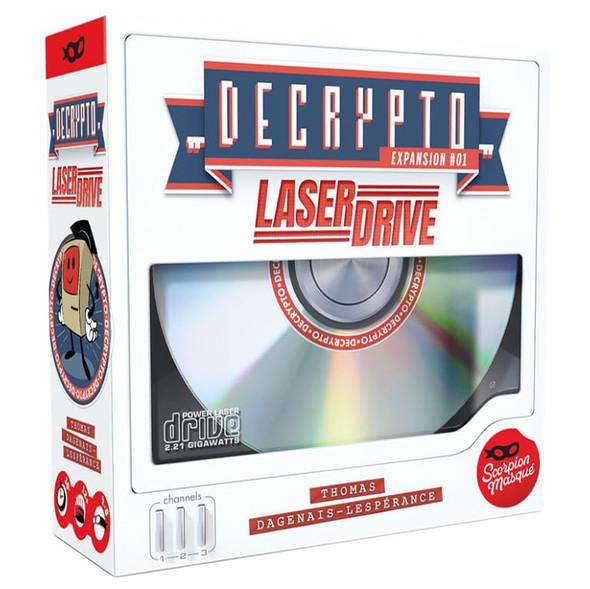 Decrypto Expansion - Laser Drive