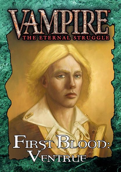 V:tES First Blood - Ventrue