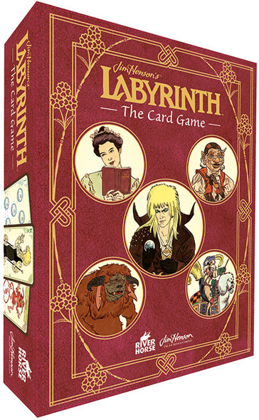 Jim Henson's Labyrinth the Card Game
