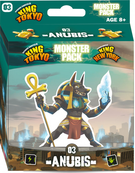 King of Tokyo / New York  Monster Pack - 03 Anubis