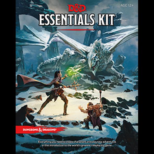 D&D Dungeons & Dragons Essentials Kit