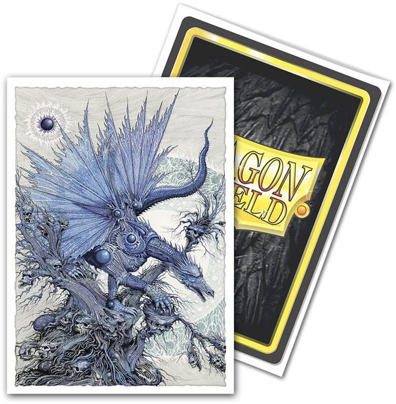 Sleeves - Dragon Shield - Box 100 -  MATTE Art - Seer of the God Hand