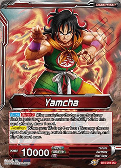 BT5-001 Yamcha / Yamcha, the Hungry Wolf