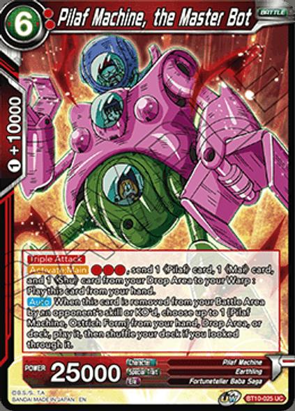 BT10-025 Pilaf Machine, the Master Bot