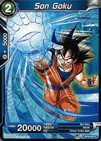 BT10-037 Son Goku