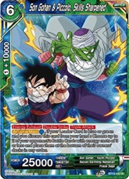 BT10-147 Son Gohan & Piccolo, Skills Sharpened