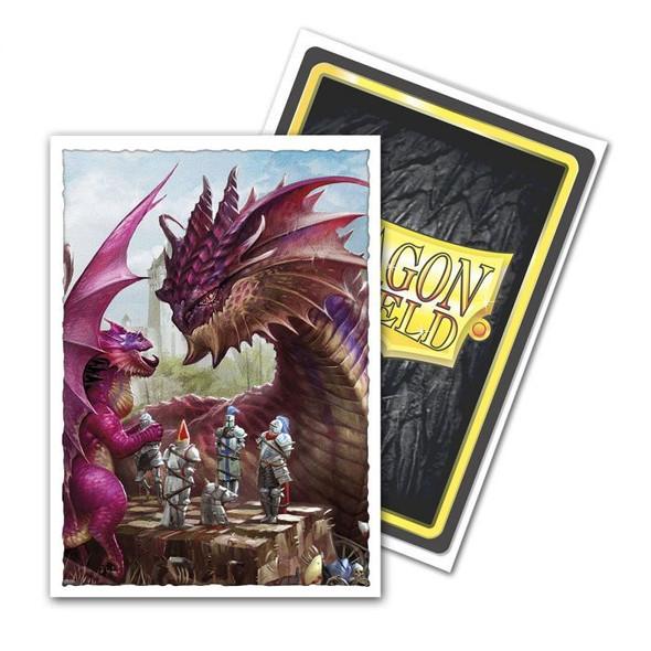 Sleeves - Dragon Shield - Box 100 -  Matte Art - Father's Day Dragon