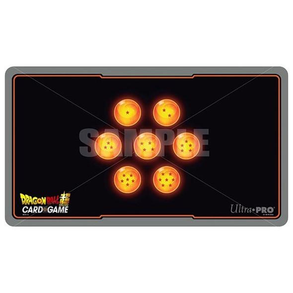 ULTRA PRO Dragon Ball- Super Playmat & Tube - Dragon Balls