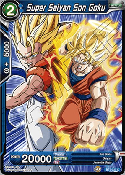 BT5-029 Super Saiyan Son Goku