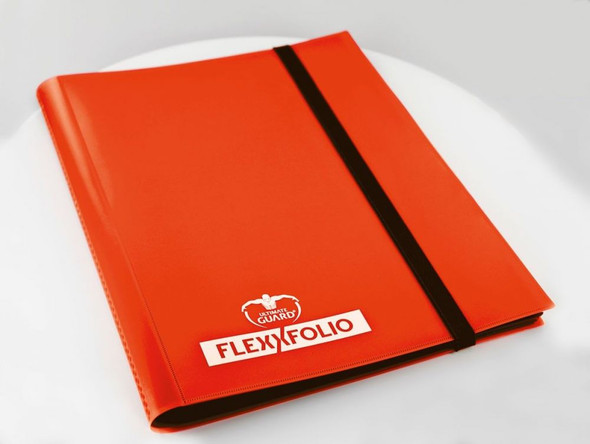 Ultimate Guard 9-Pocket FlexXfolio (On Demand) - Orange