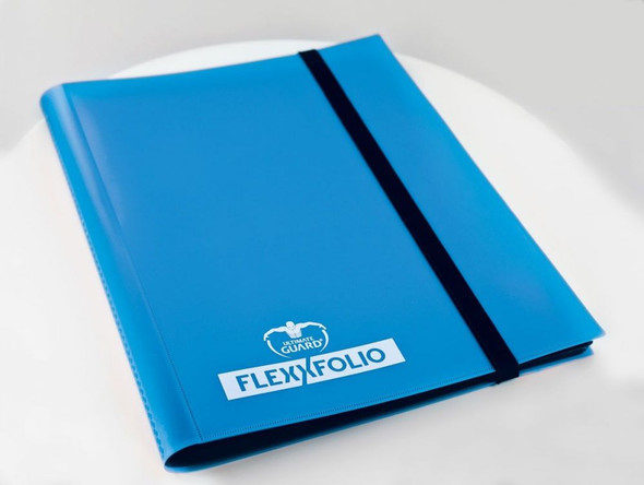 Ultimate Guard 9-Pocket FlexXfolio (On Demand) - Blue