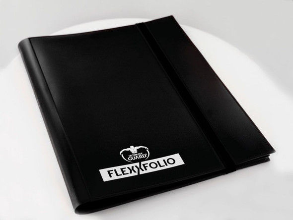 Ultimate Guard 9-Pocket FlexXfolio (On Demand) - Block