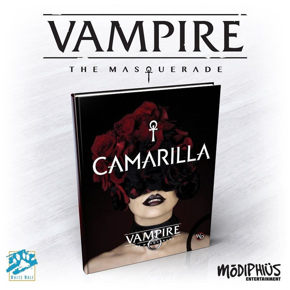Vampire The Masquerade 5th Edition Camarilla (On Demand Order)