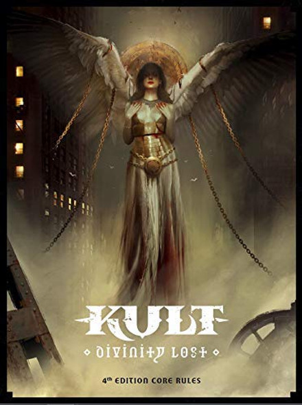 Kult: DIvinity Lost 4th Edition Core Rulebook