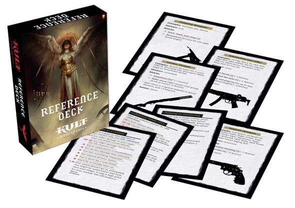 KULT: Divinity Lost - Reference Deck (On Demand Order)