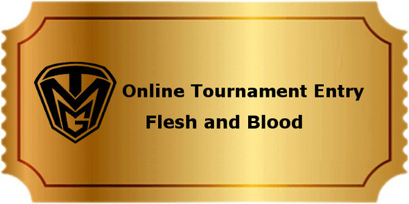 Tournament Entry - Flesh and Blood TCG - On Demand