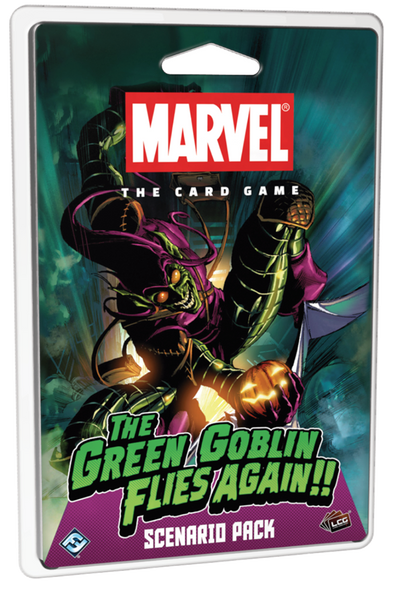Marvel Champions LCG The Green Goblin Scenario Pack (On Demand)