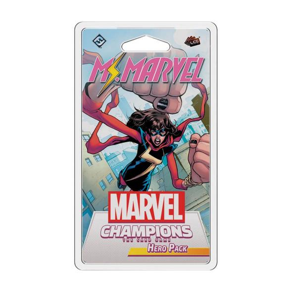 Marvel Champions LCG Ms Marvel Hero Pack (On Demand)