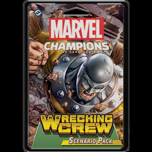 Marvel Champions LCG The Wrecking Crew Scenario Pack (On Demand)